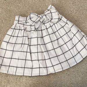 Carter's skirt 3t